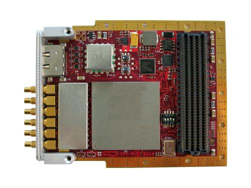 FMC126 - Quad-Channel Multi-Mode 10-bit ADC 1 25 Gsps / 2 5