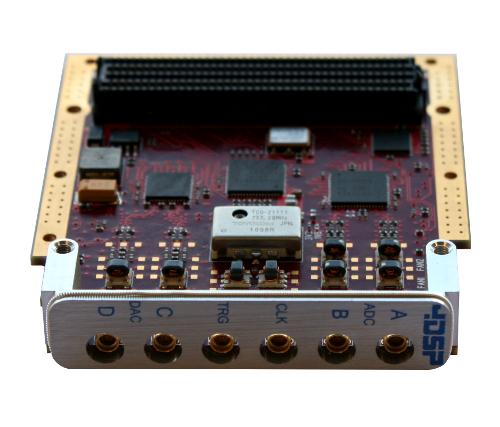 FMC150 - Dual 14-bit 250Msps ADC & Dual 16-bit 800Msps DAC