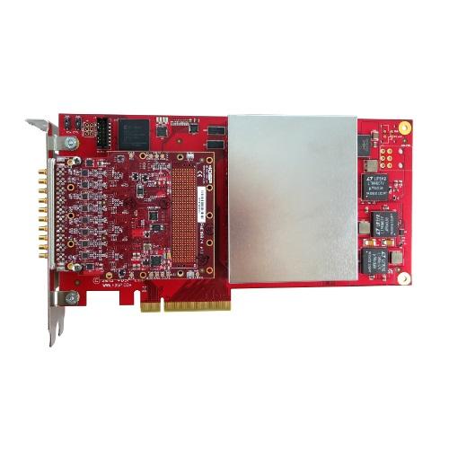 PC768 Kintex-7™ PCIe | Sixteen 250Msps 16-bit ADC channels