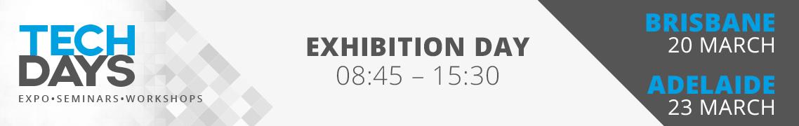 Exhibition Day Banner